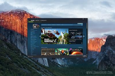 Membeli Game di Steam