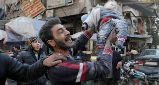 Aleppo dan Hipokrisi Barat