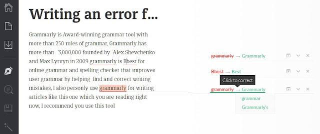 Grammarly Review Best Online Grammer Checker