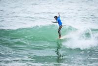9 Andony Abaigar Longboard Pro Biarritz foto WSL Damien Poullenot