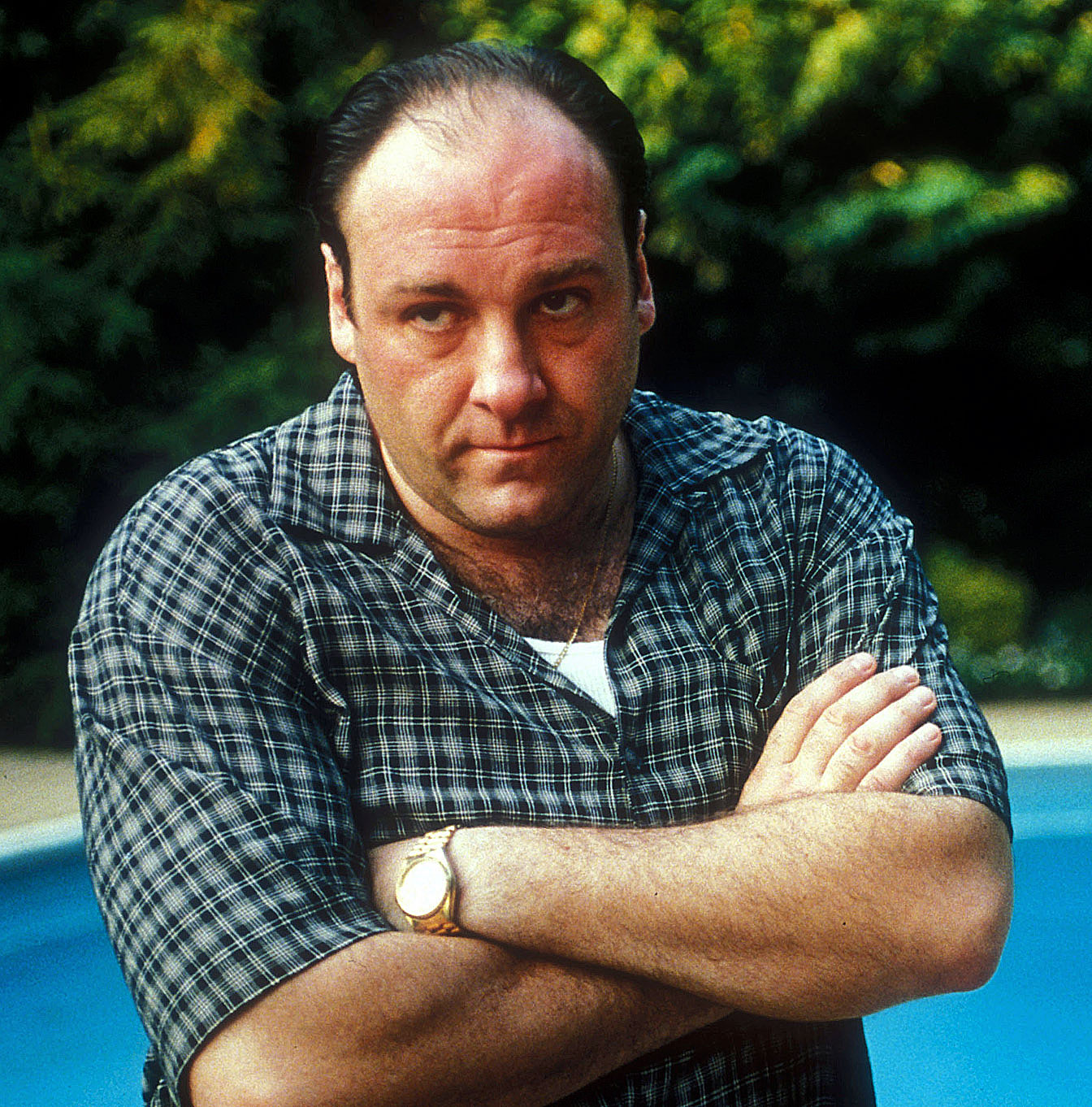 James Gandolfini Was Arguably One Of The Greatest Characters Actors In History I Remember After Years Enjoying Watching Sopranos Hearing
