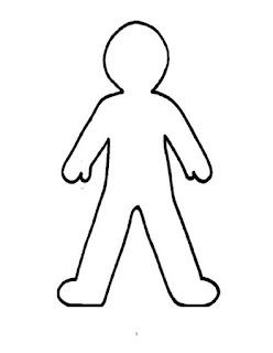 Resultado de imagem para contorno de corpo humano