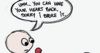 Humorous Poems World You Can Have Your Heart Back But Sorry I