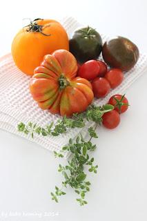Tomaten, Tomatensorten, bei kebo homing dem Südtiroler Food- und Lifestyleblog, Foodstyling und Fotografie