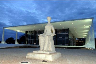 Estrutura do Poder Judiciário Brasileiro