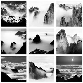 Chinese Landscape Photography By Wang Wusheng