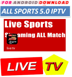 Download Android Free AllSports5.0-Television Apk -Watch Free Live Cable Tv Channel-Android Update LiveTV Apk  Android APK Premium Cable Tv,Sports Channel,Movies Channel On Android