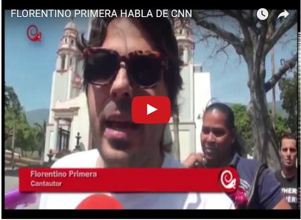 Florentino Primera justificó el bloqueo a CNN en Español