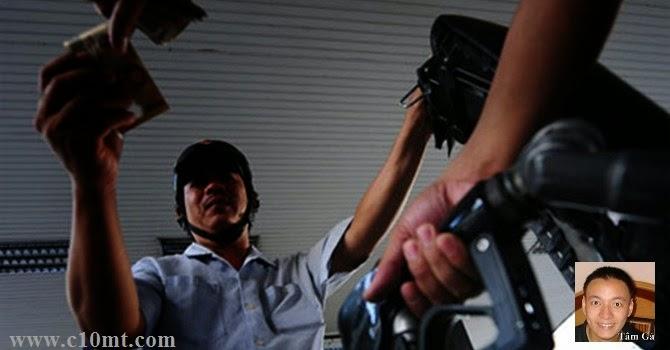 quy trình bán hàng bơm xăng www.c10mt.com