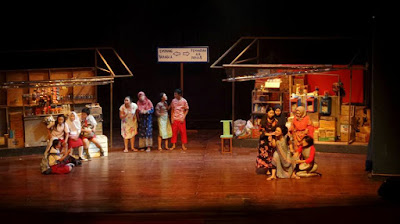 Teater Gong SMAN 29 Jakarta Raih Juara Festival Teater SLTA Se-Jabodetabek