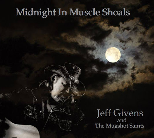 Classic sounds abound on new Jeff Givens album recorded in Muscle Shoals