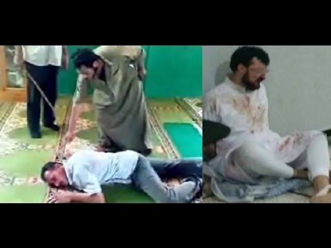 """صورة حصرية لمنفذ """"مجزرة"""" مسجد تطوان التي أسقطت قتيلين عند صلاة الفجر"""