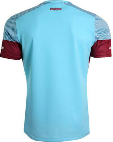 West Ham United 15-16 Away Kit. This is the new West Ham 2015-2016 Away Kit. fca48bbf4