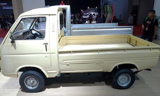 Suzuki Carry ST20 Juara Kontes Legenda Carry 2019