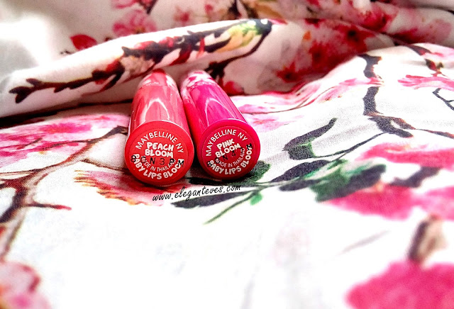 Review of Maybelline Babylips Bloom Color Changing Lip Balm