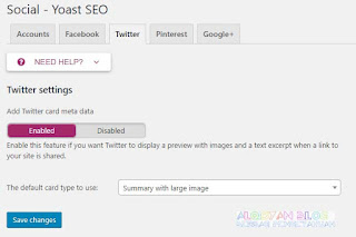 cara setting WordPress SEO by Yoast - gambar 9