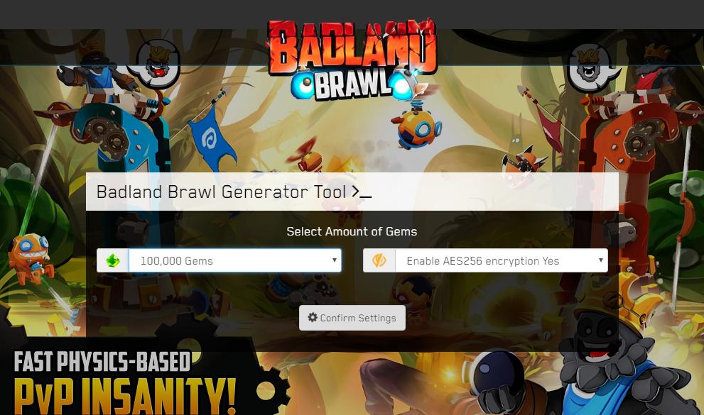 Badland Brawl Hack Unlimited Gems Android/iOS