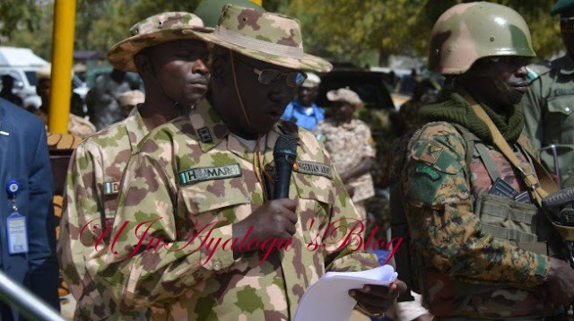 BREAKING: Army agrees to withdraw troops from Abia