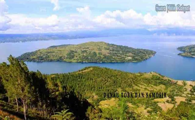 Danau Toba dan Samosir