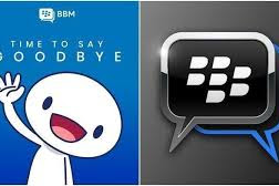 Wow! Aplikasi Chat BBM Messenger Akan di Tutup 31 Mei 2019
