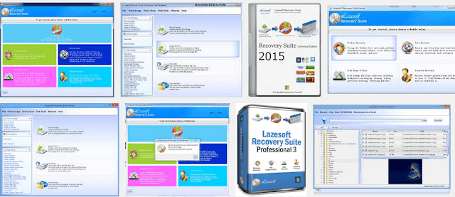 Lazesoft Recovery Suite 4.1