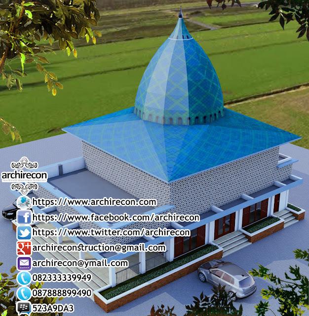 Desain Masjid Antisipatif - Prolog