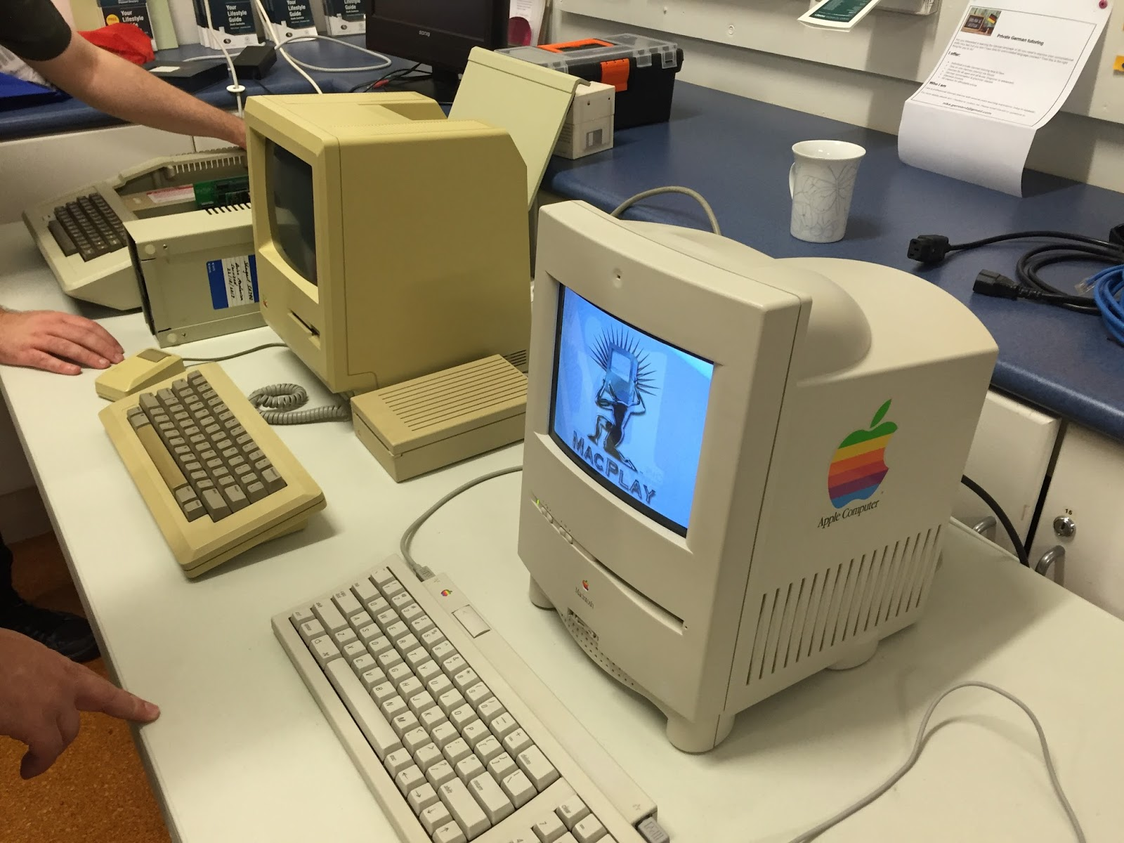 Epsilon's Amiga Blog: Adelaide Retro Computing Meeting - March 2016