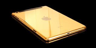 Luar biasa!! 6 smartphone dan aksesorisnya dibuat dengan bahan emas murni