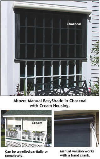 Sunsetter Awning And Easy Shade Alamo Door Amp Gate