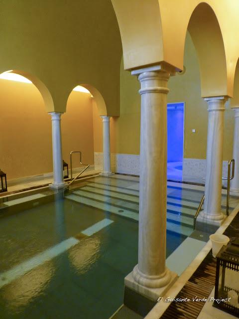 Sala de las Columnas - Las Caldas Villa Termal por El Guisante Verde Project