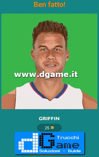 Soluzioni Guess The Basketball Player livello 5