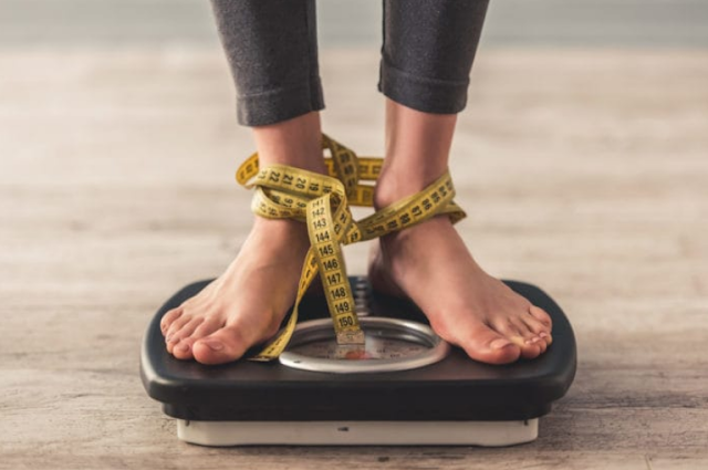 Menurunkan Berat Badan Saat Puasa
