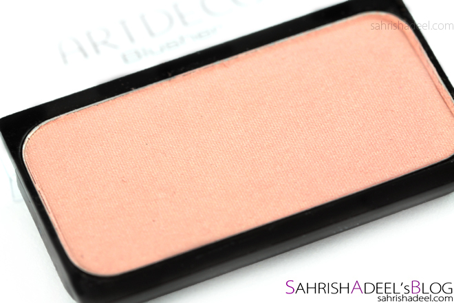 Blusher by Artdeco - Review & Swatch