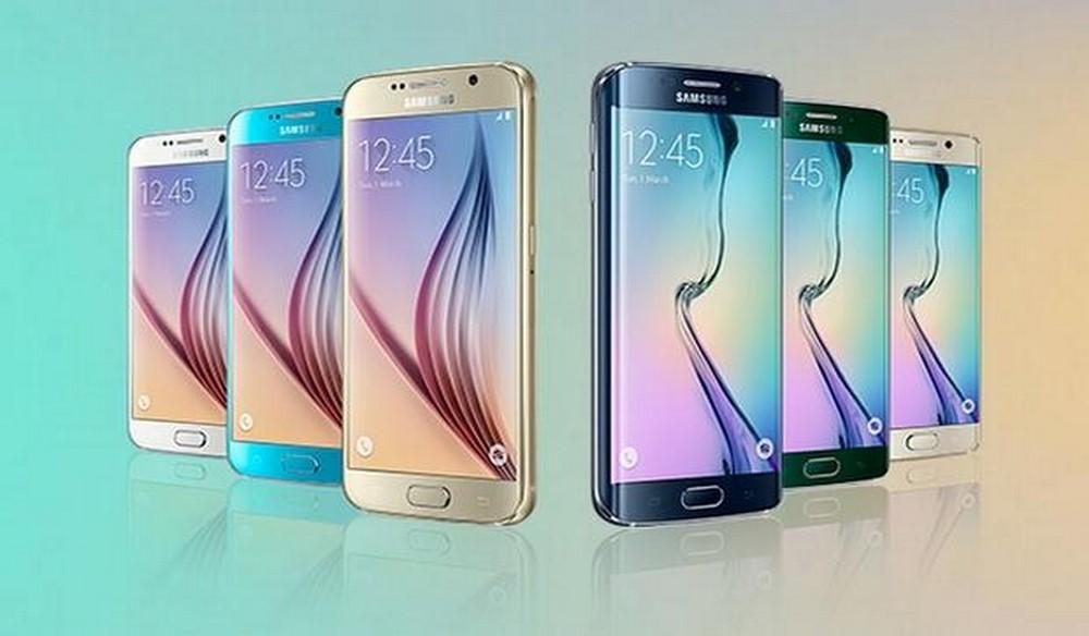 Samsung Galaxy S6 ve Galaxy S6 Edge Fiyatları