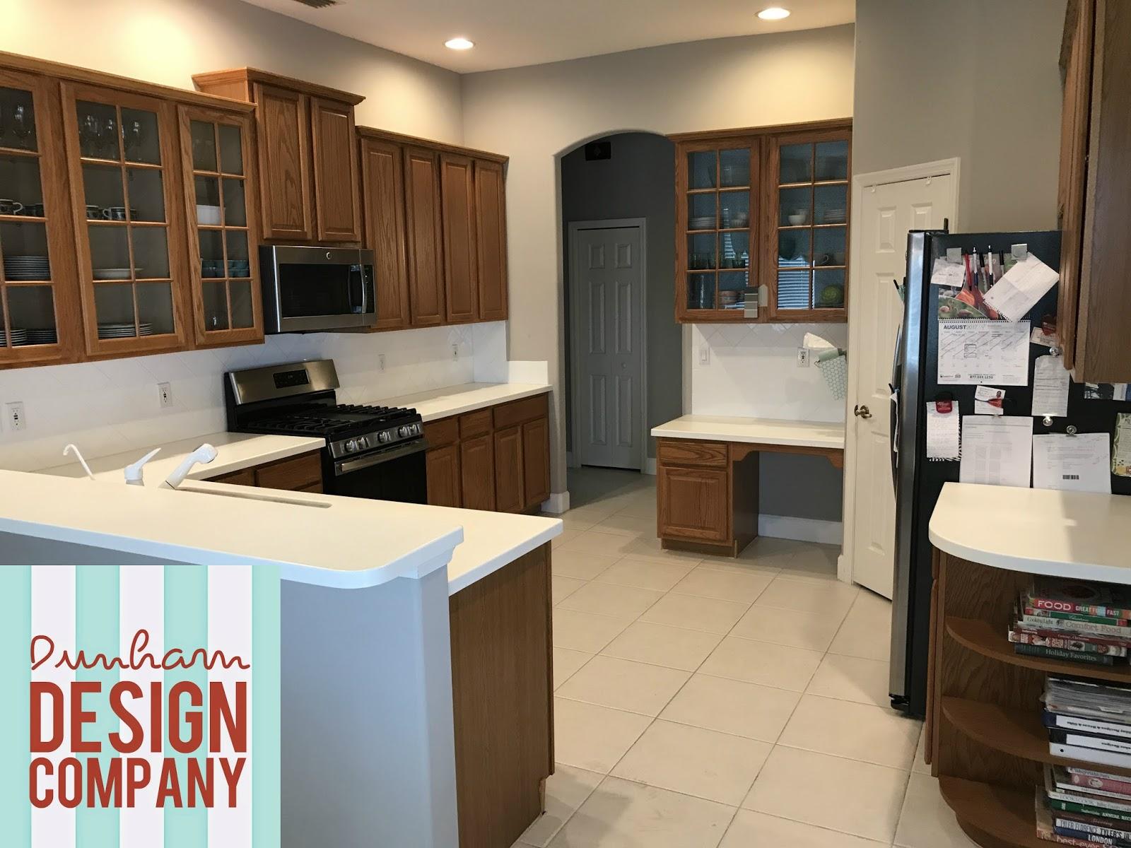 My Kitchen Remodel 2017 Dunham Design Company