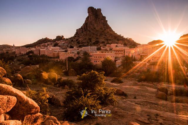 Agrd Odad, Tafraoute, Marruecos