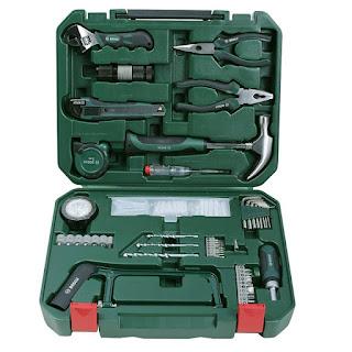 Bosch Hand Tool Kit