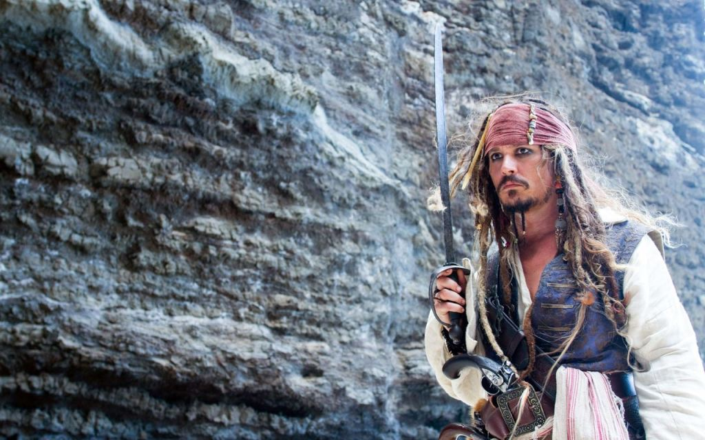 Wallpapers HD: Johnny Depp Wallpapers HD 1024x640px