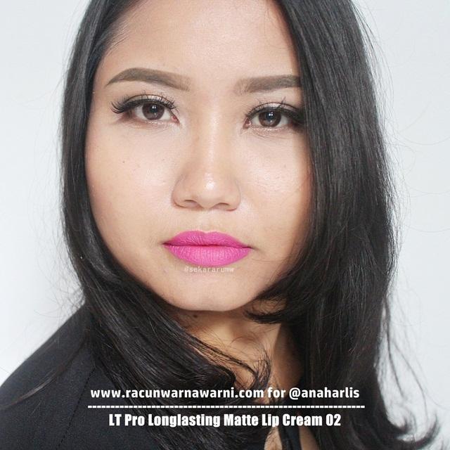 LT Pro Longlasting Matte Lip Cream 02