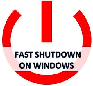 Cara Mudah Shutdown Windows Dengan Cepat