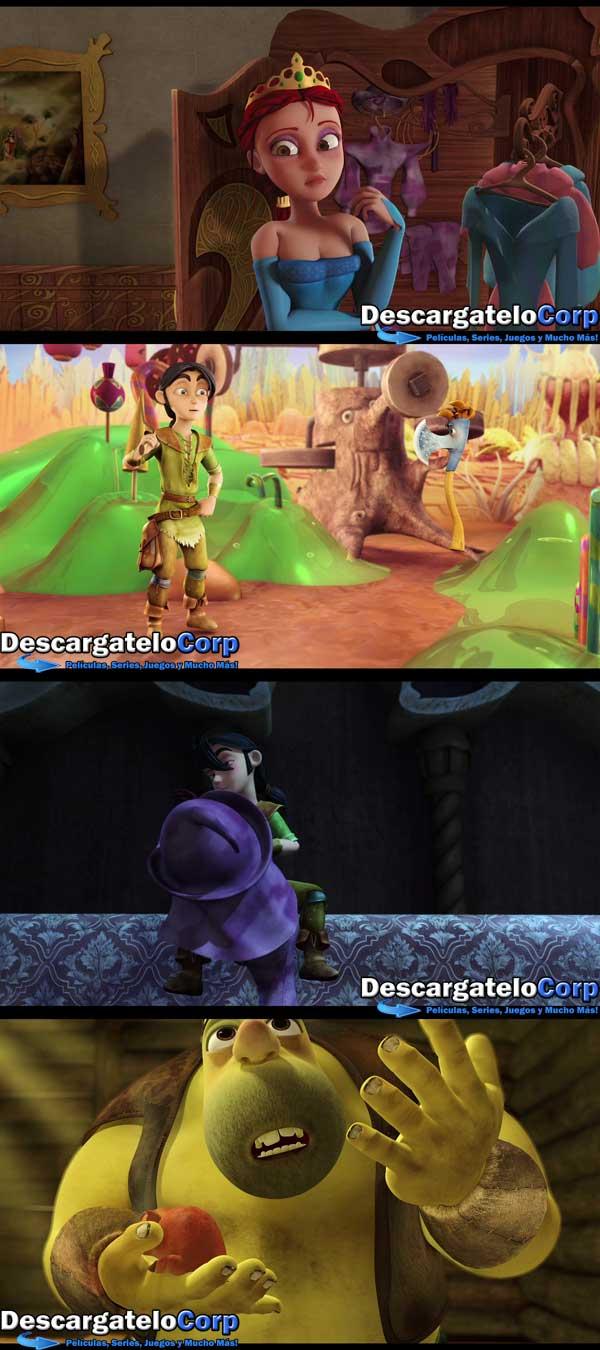 Descargar Meñique y el Espejo Magico HD 1080p Latino