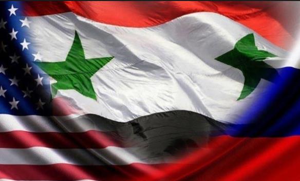اشتباكات بين القوات الأمريكية والروسية في سوريا