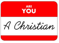 Are You A Christian? Yes or No