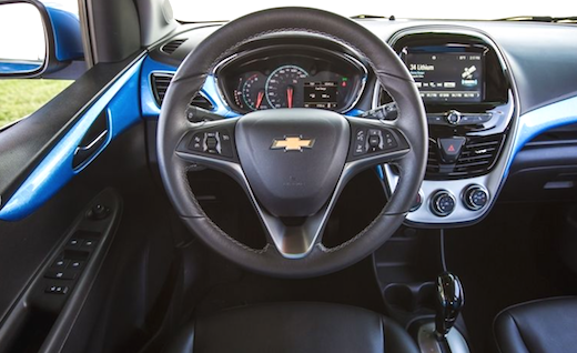 2019 Chevrolet Spark Release Date