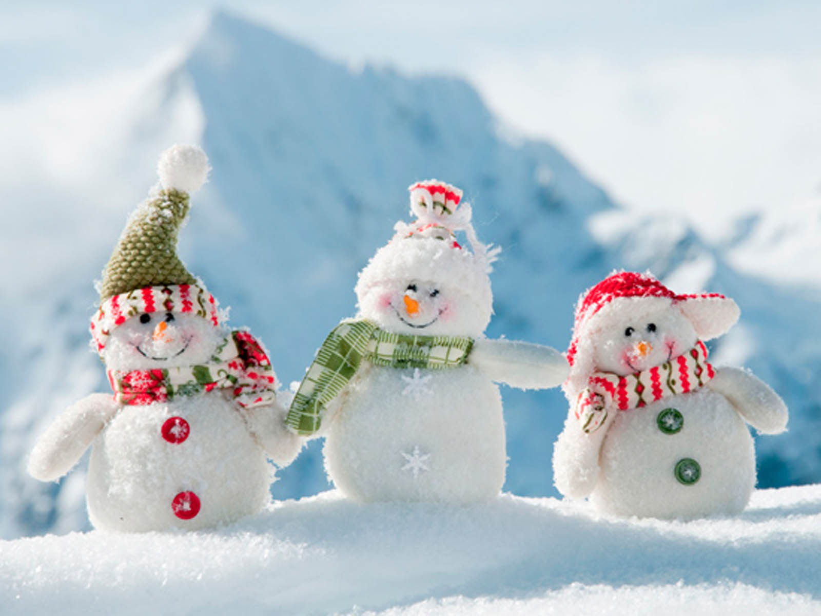 Wallpapers: Snowman Desktop Wallpapers And Backgrounds
