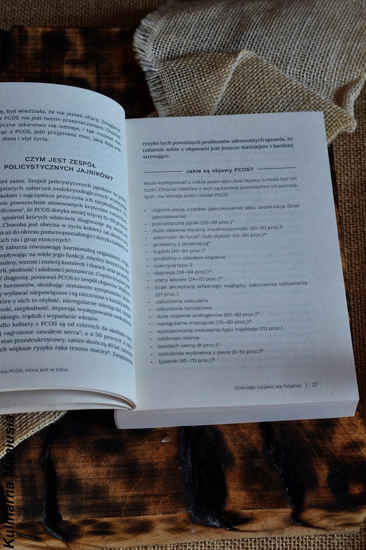 Wylecz Pcos Recenzja Ksiazki Kulinarna Maniusia Blog Kulinarny