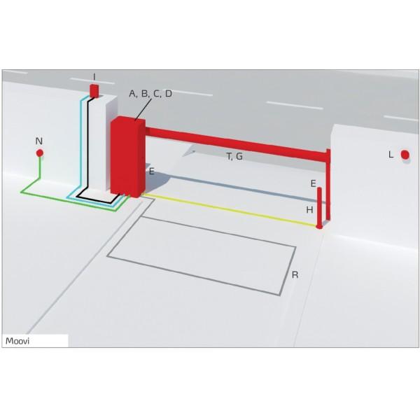 Vehicle Loop Detector Traffic