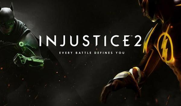 Injustice 2 Oynanış Videosu Yayınlandı