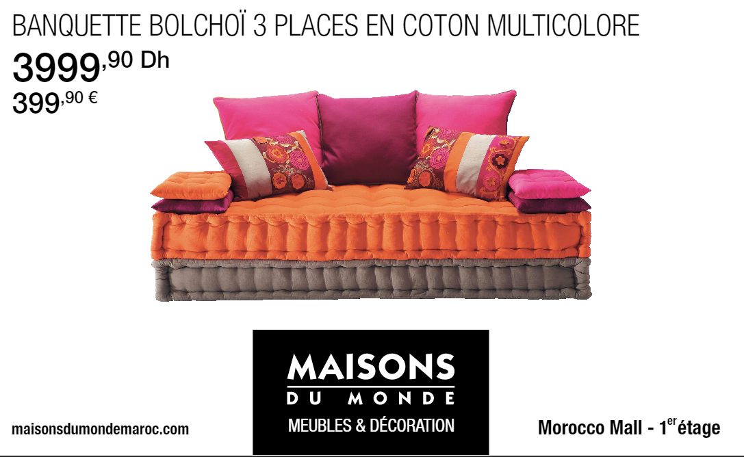 recevoir catalogue maison du monde awesome partager sur facebook with recevoir catalogue maison. Black Bedroom Furniture Sets. Home Design Ideas