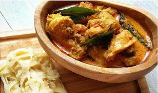 Resep dan Cara Membuat Kari Ayam
